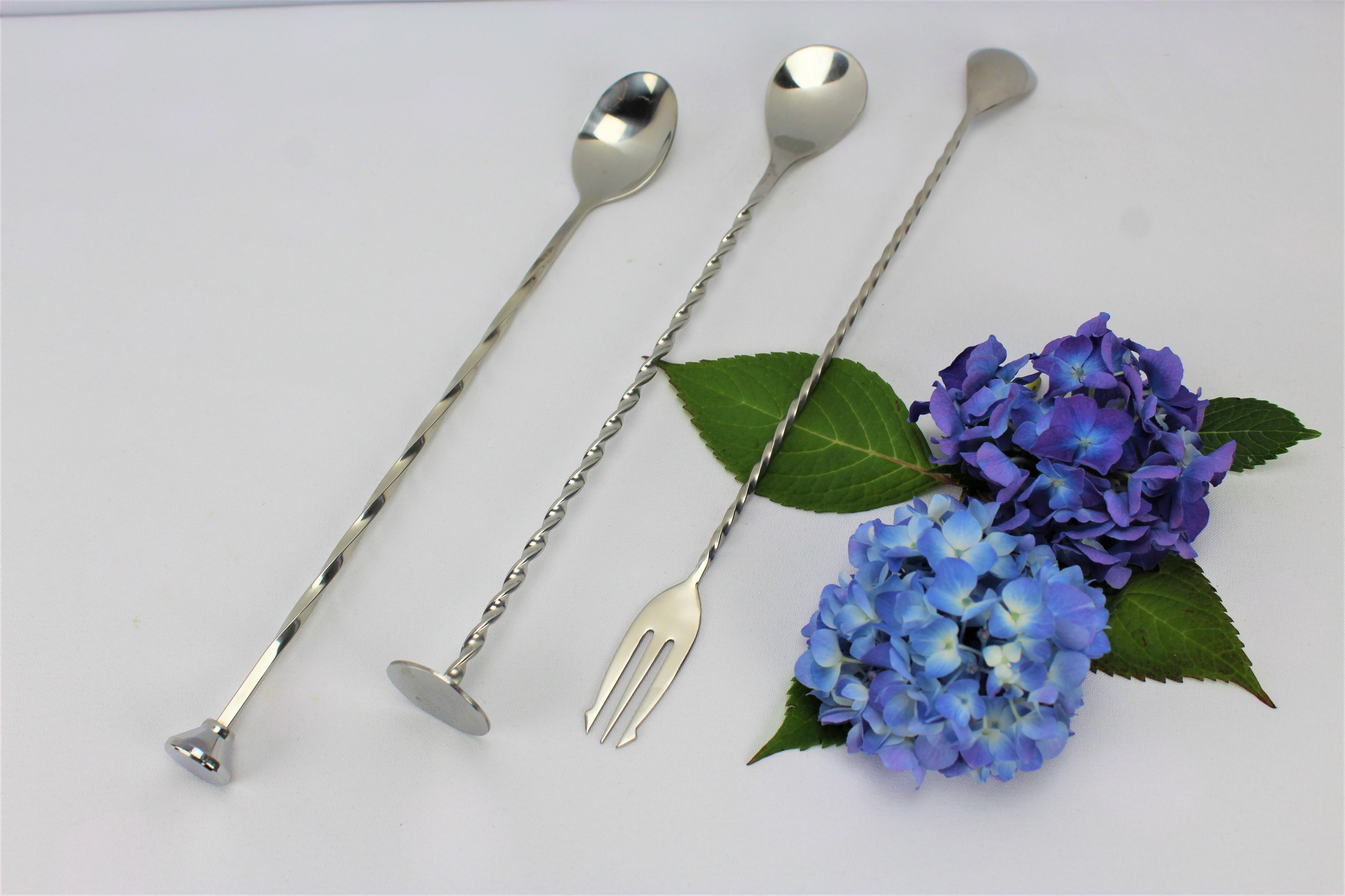 Barske med gaffel