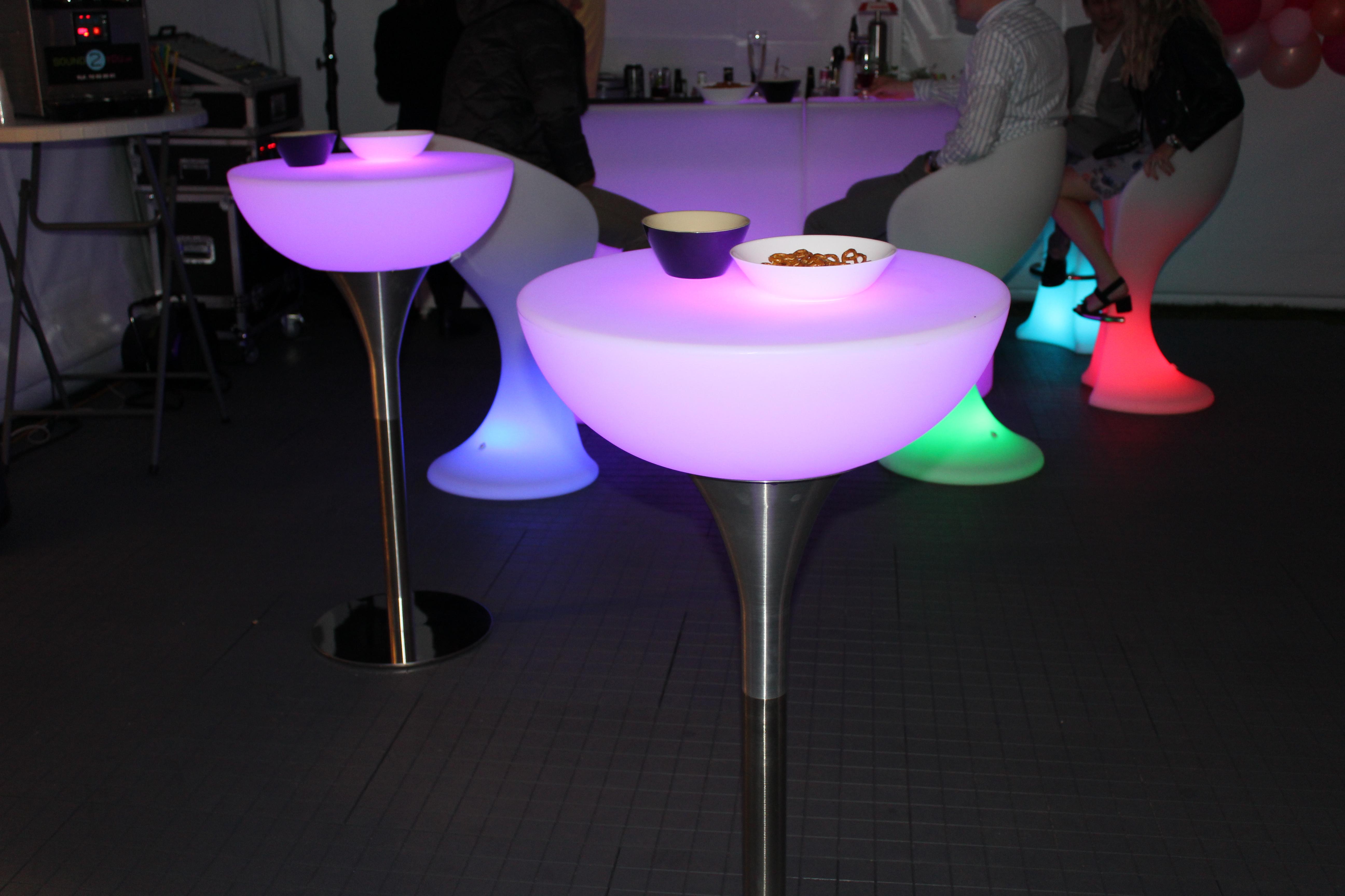 LED barbord