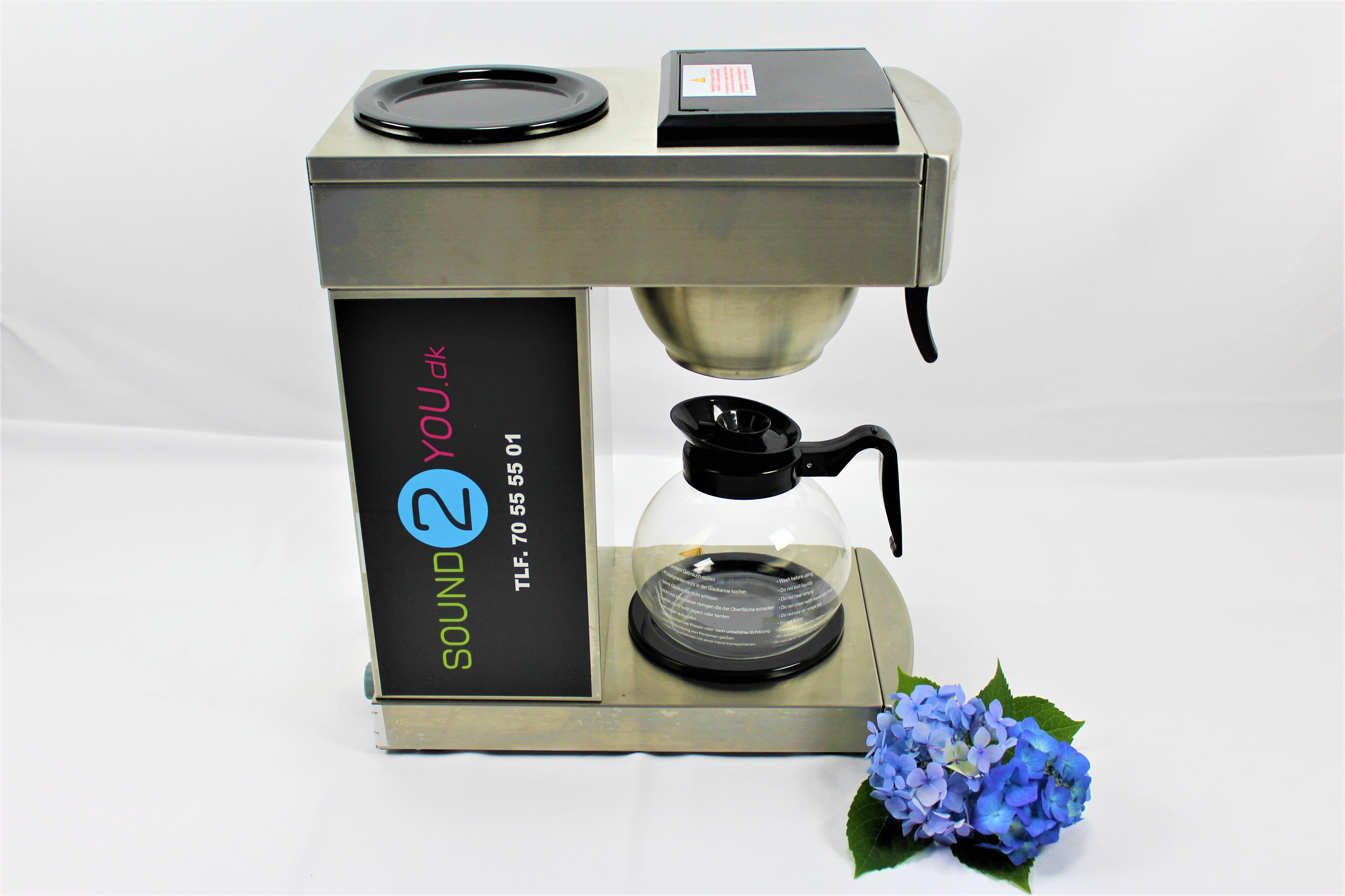 Lej Kaffemaskine